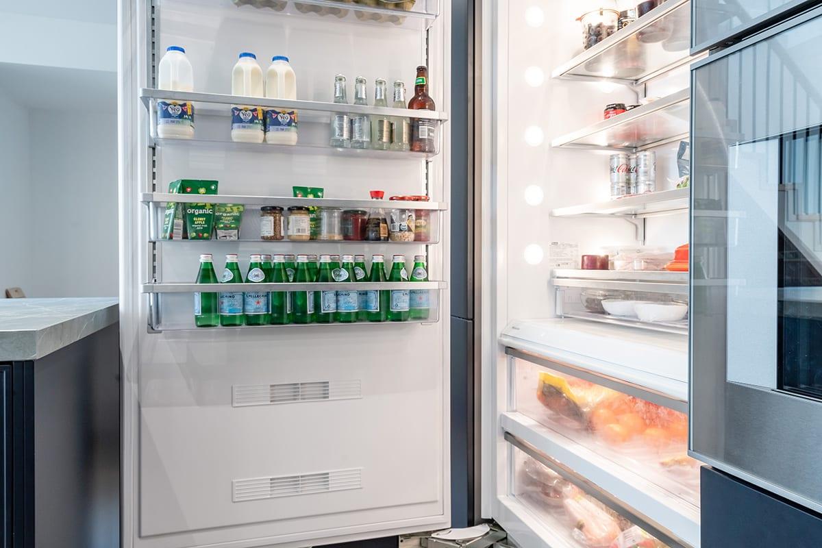 Miele XL Refrigeration - Kavanagh Designs, Worthing