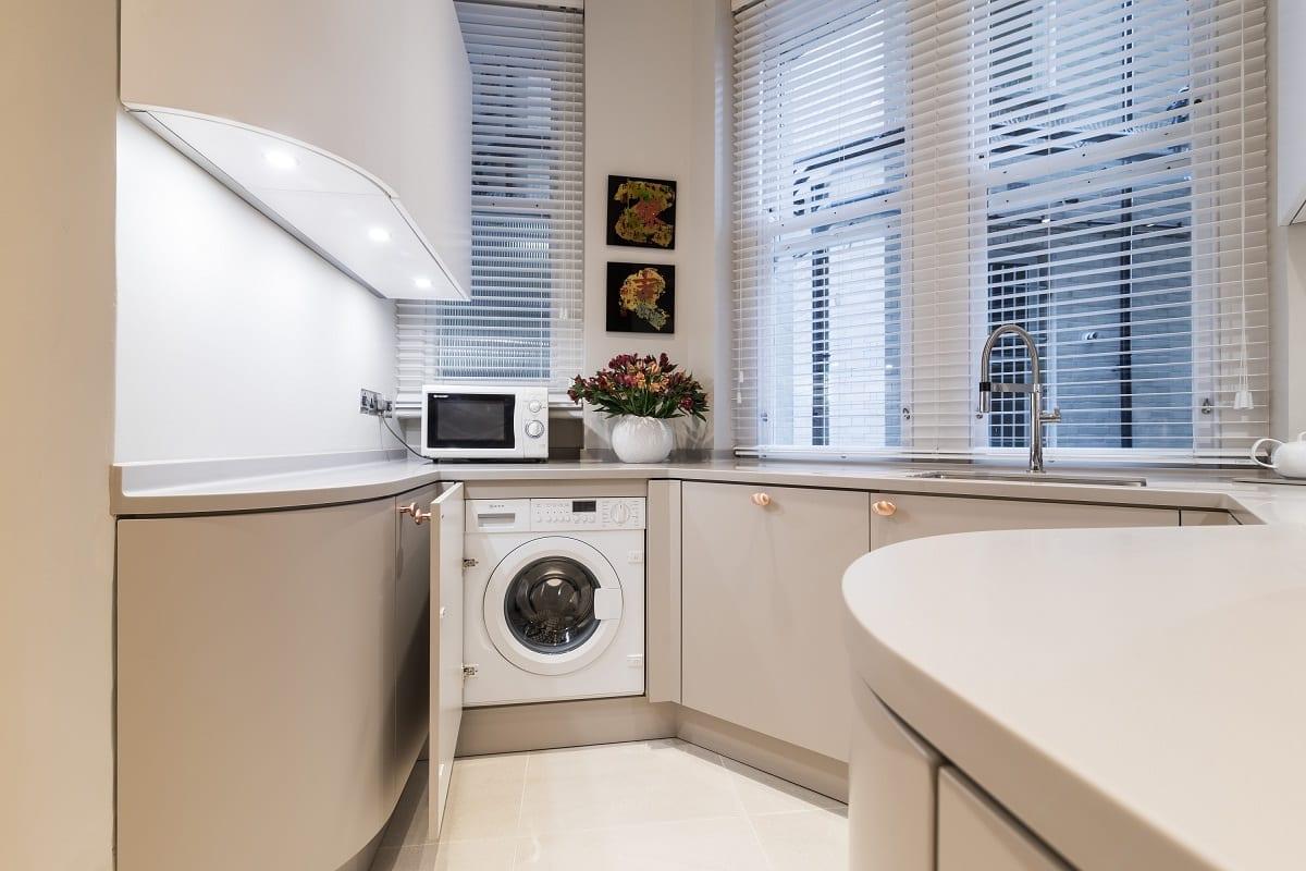 Neff Integrated washing machine - Kavanagh Designs, Worthing