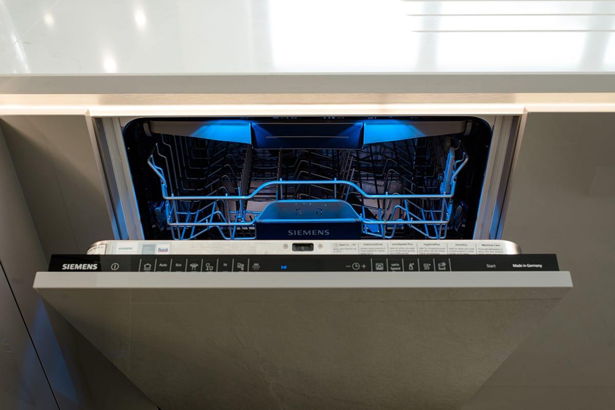 Siemens Dishwasher - Kavanagh Designs, Worthing