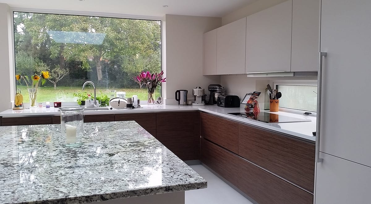 Natural stone Granite - Kavanagh Designs, Worthing